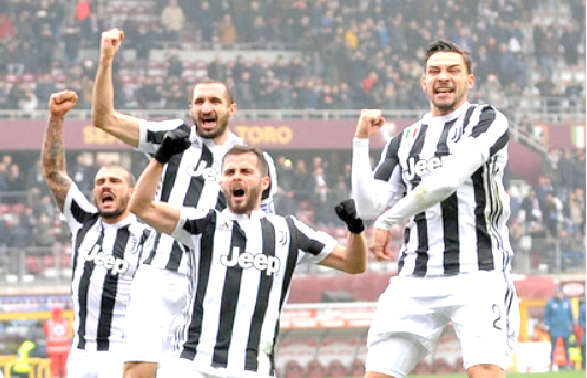 Juventus face AC Milan for fourth Italian Cup title in row