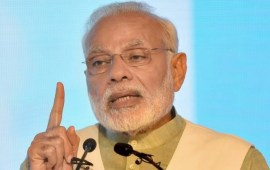 "Modi confident of bigger, ""record breaking"" win in 2019 elections"