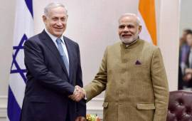 India, Israel discuss border security, terror threats