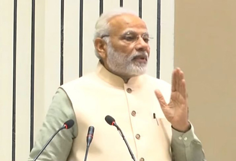 Action against terrorism not against any religion: PM
