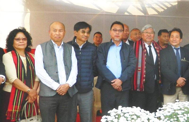 PDA Govt will take Nagaland towards progress: Pangnyu