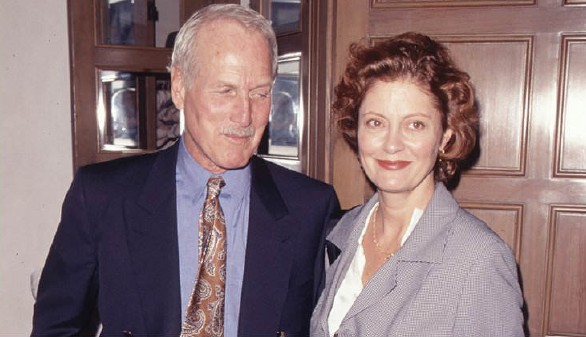 Paul Newman gave me part of his salary: Susan Sarandon