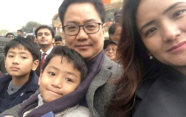 'Bhabiji Ghar Par Hain' has found fans in Union Minister Kiren Rijiju and his wife