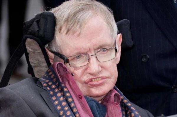 Renowned British scientist Stephen Hawking dies at 76