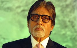B-town celebs, politicians wish Big B on his 77th birthday