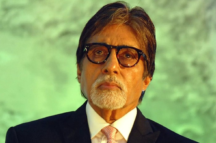 'This is Amitabh…' he said