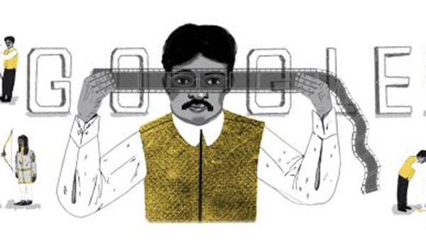 Google doodle marks Dadasaheb Phalke birth anniversary