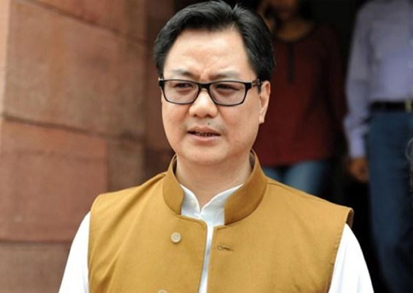 Rijiju to visit flood affected areas of Nagaland today