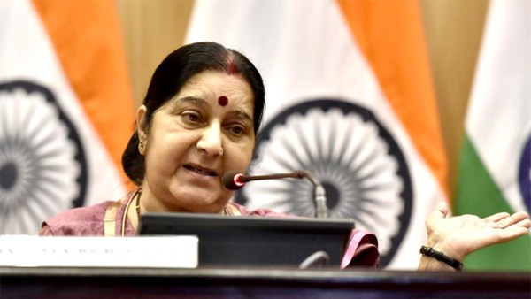 Act East policy talks: Sushma Swaraj calls  meeting of all Northeast CMs