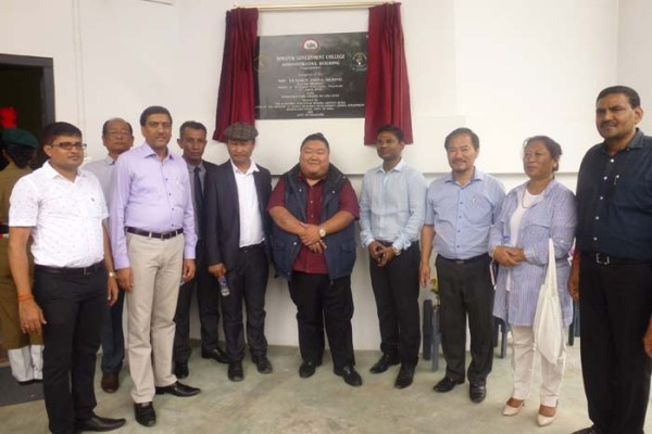Minister urges people to make  state education par with the world