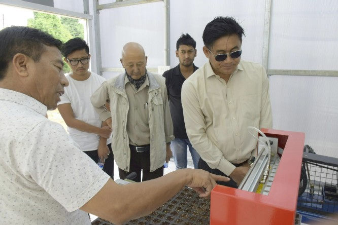 Yanthan emphasizes on intensive cultivation