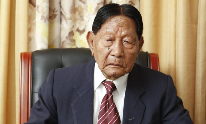 Pioneering businessman Yashitsungba Ao passes away