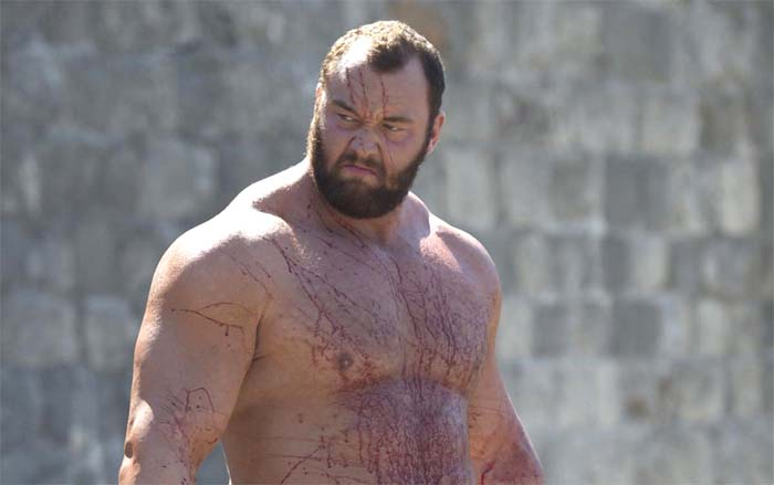 GoT actor Björnsson becomes the World's Strongest Man