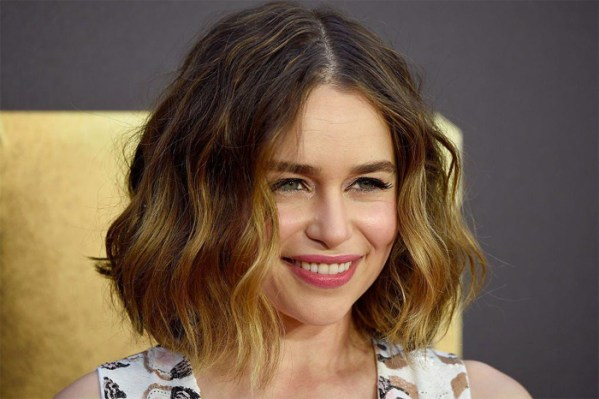 Emilia Clarke says she's always received equal pay as males