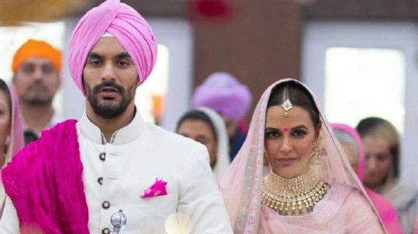 Neha Dhupia trolled for marrying a man younger than her