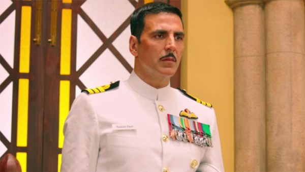 Ex-Navy officers come in support of Akshay Kumar's decision to bid the Rustom uniform