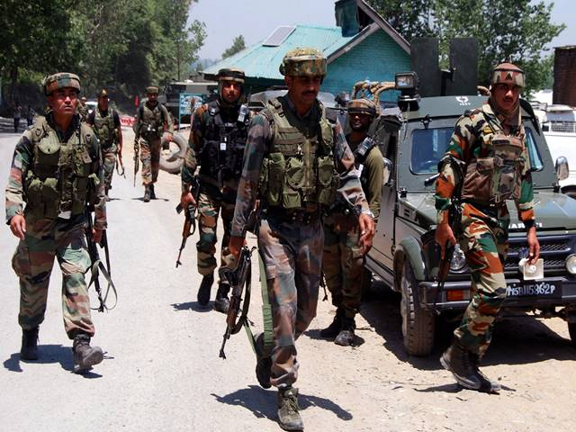Centre extends AFSPA in Nagaland