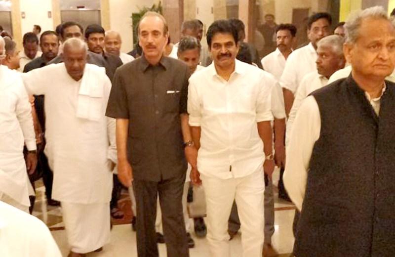 Karnataka fate hangs in balance as BJP falls short of majority, Cong-JD(S) join hands