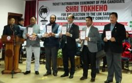 NDPP issues ticket to Tokheho, NPF to Apok