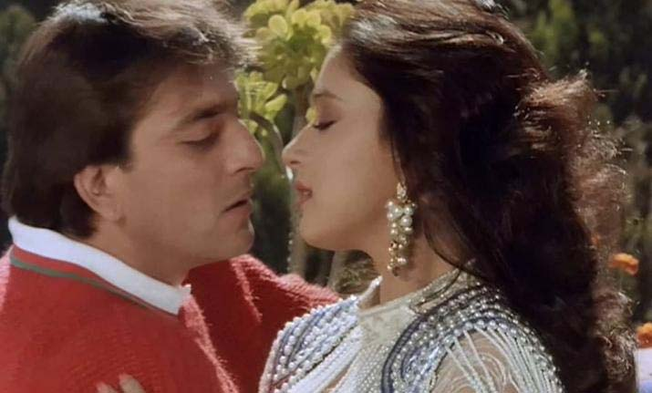 When Sanjay Dutt said that he wanted to marry Madhuri Dixit