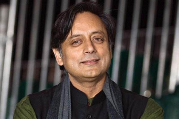 Shashi Tharoor named as accused in wife Sunanda Pushkar's death case