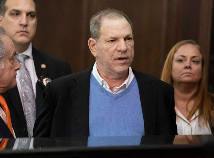 Harvey Weinstein due back in court in rape & criminal sex act charges
