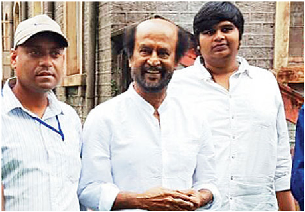 Hills bask in Rajini spotlight