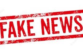 Police issues advisory on fake news in social media