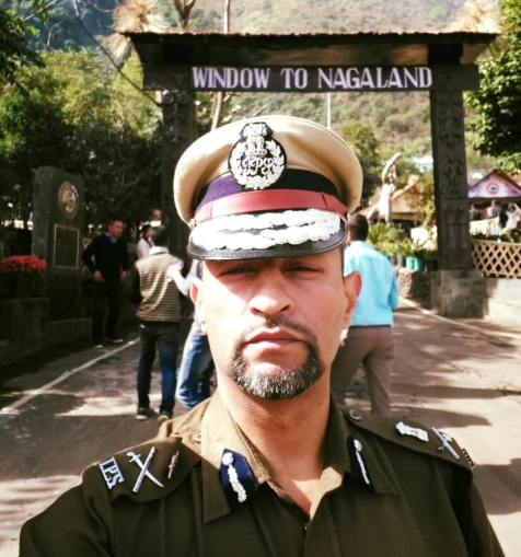 NPRAAF flays Rupin Sharma's removal; seeks Governor's intervention