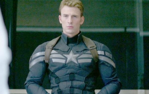 Chris Evans celebrates Captain America's 100th birthday