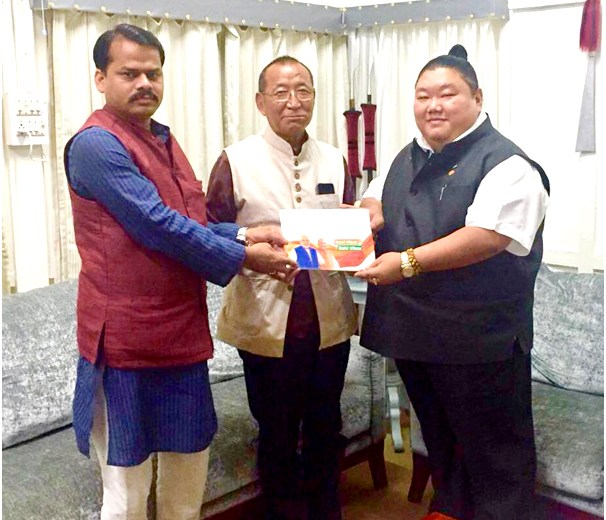 BJP launches 'Saaf Niyat aur Sahi Vikas'