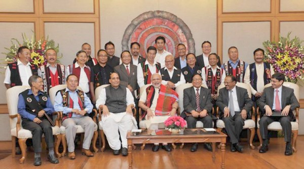 Manipur against special status for Nagas