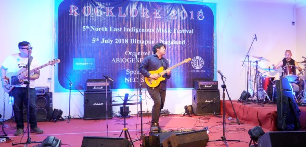 5th Edition of Indigenous Music Festival held at Dimapur