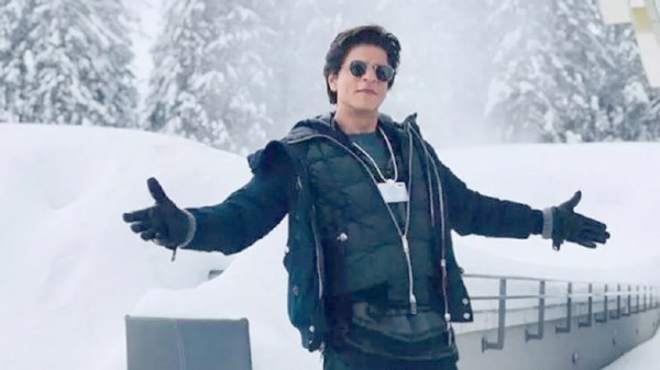 Shah Rukh Khan lauds Assam police for using his pose for road safety