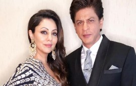 Gauri Khan says 'there are a lot of positives' to being SRK's wife
