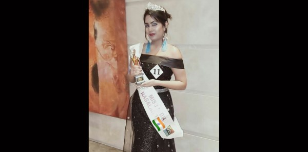 Dimapur girl wins Dellywood Miss India Nagaland 2018