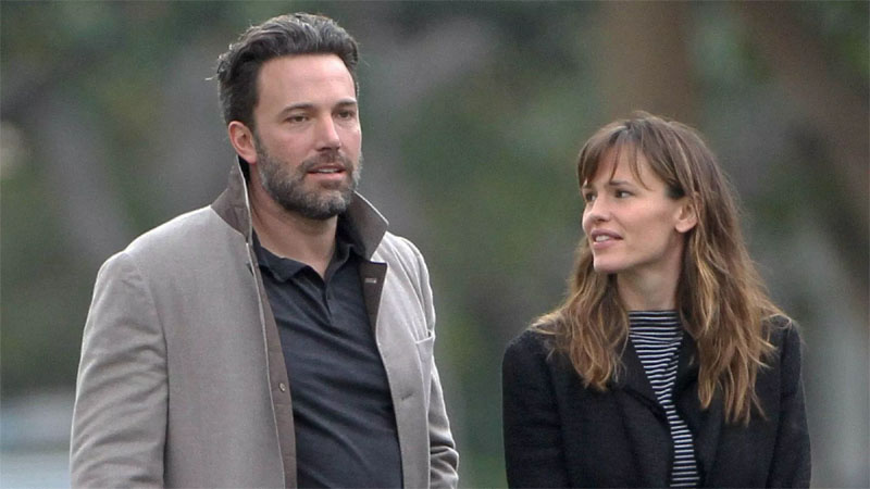 Ben Affleck enters rehab after  ex-wife Jennifer Garner intervenes