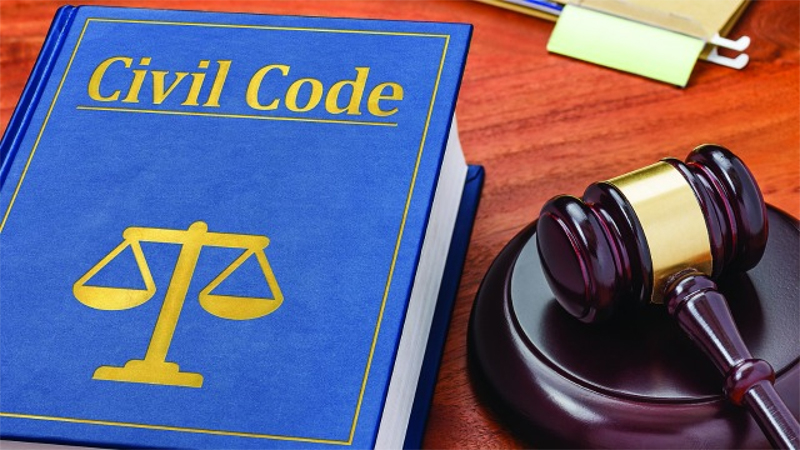 Civil code 'neither necessary nor desirable': Law Panel