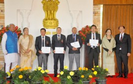 Governor's Award presented