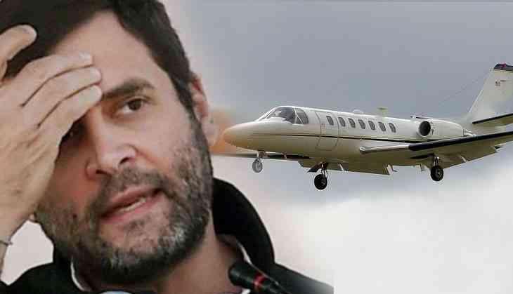 Rahul Gandhi's plane was just 20 seconds away from crashing: DGCA