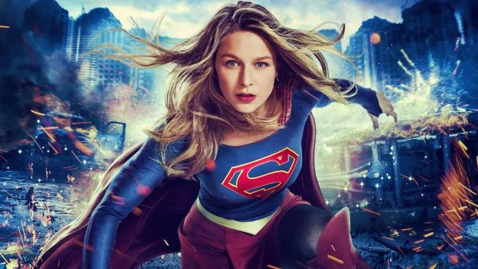 DC's Supergirl movie in the works