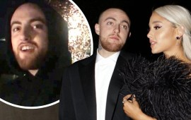 Ariana Grande breaks silence about ex Mac Miller's death in heartbreaking tribute