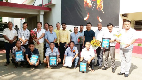 DMC awards 'Cleanest Colony Award' to 6 colonies