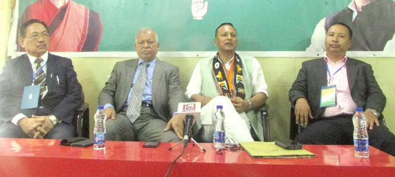 Nagaland sans development for 15 years: Cong