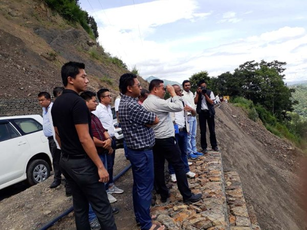 IMCT visits Kohima & Phek