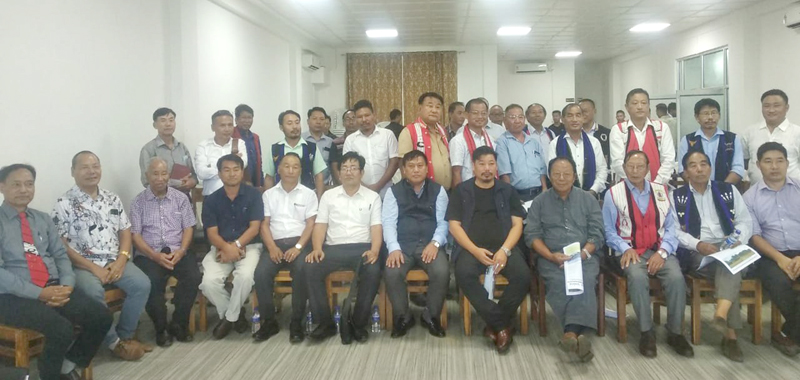 NSCN (IM) holds consultation with LH