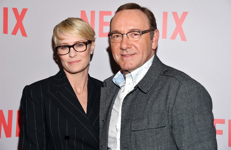 I believe Kevin Spacey has the ability to reform: Robin Wright