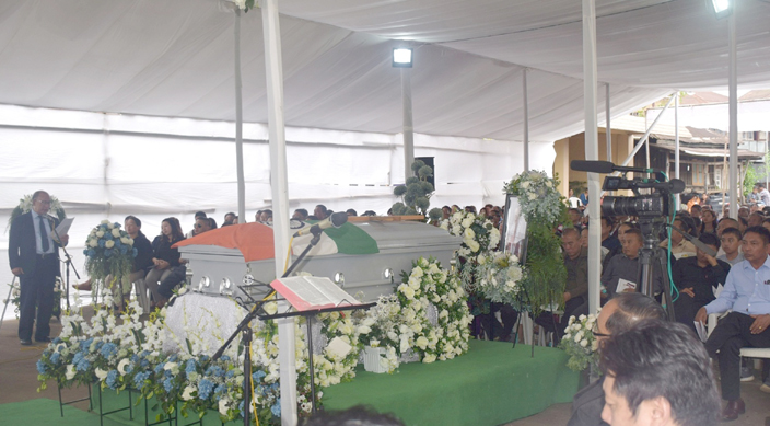 Late Imtikumzuk laid to rest at Ungma