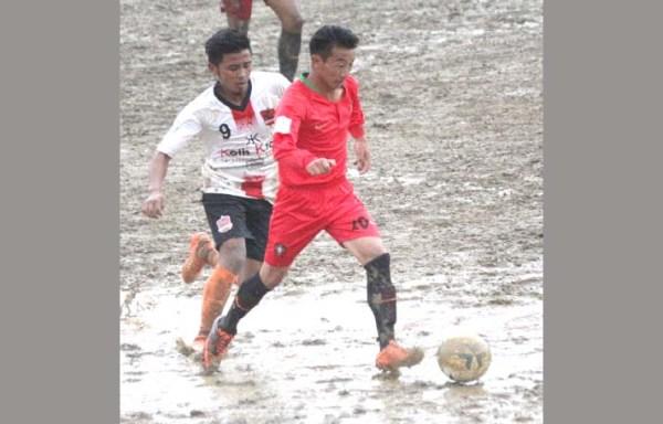 4th Capt. N. Kenguruse Memorial Football Tournament begins; Vanguard FC blanks Ninezone Peren