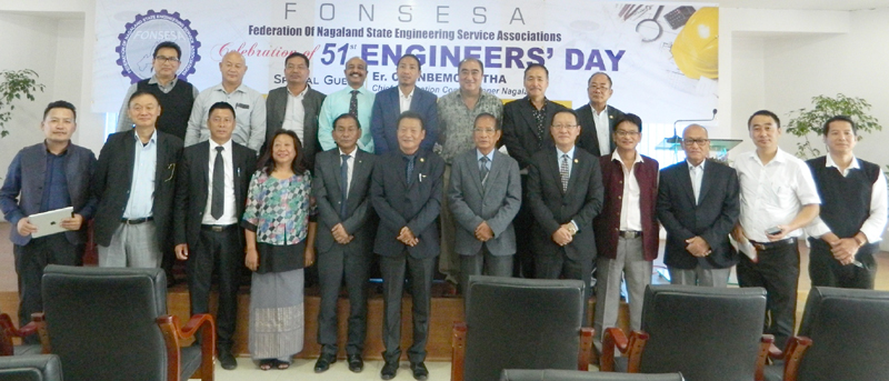 Nagaland celebrates Engineers Day with a call for engineers to create quality infrastructure